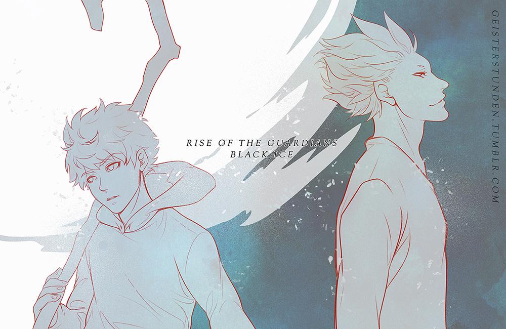 Black Ice by geisterstunden