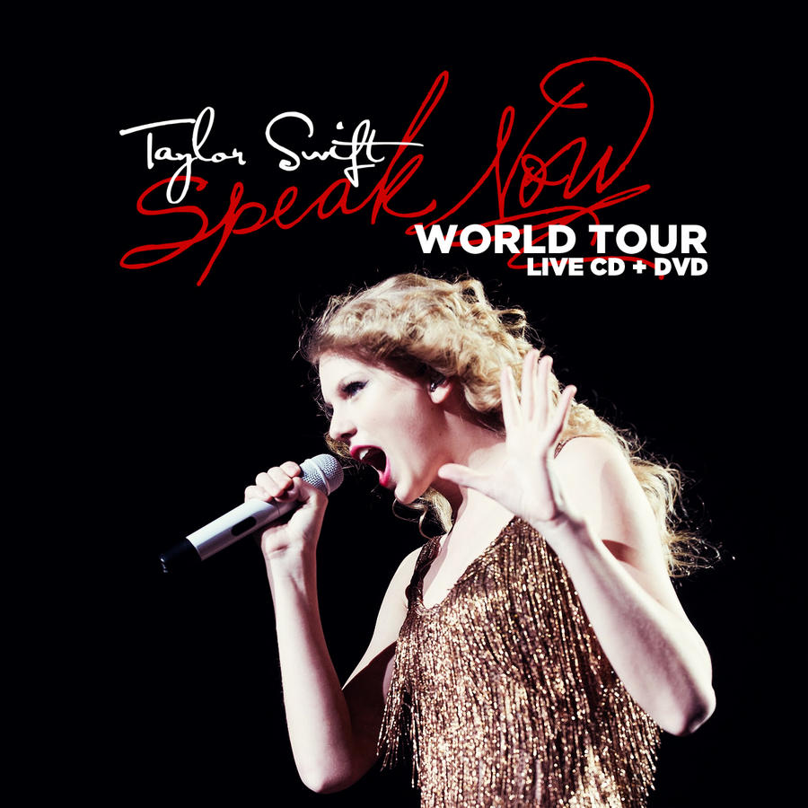 Taylor Swift - Speak Now World Tour Live - LFS FILMES HD