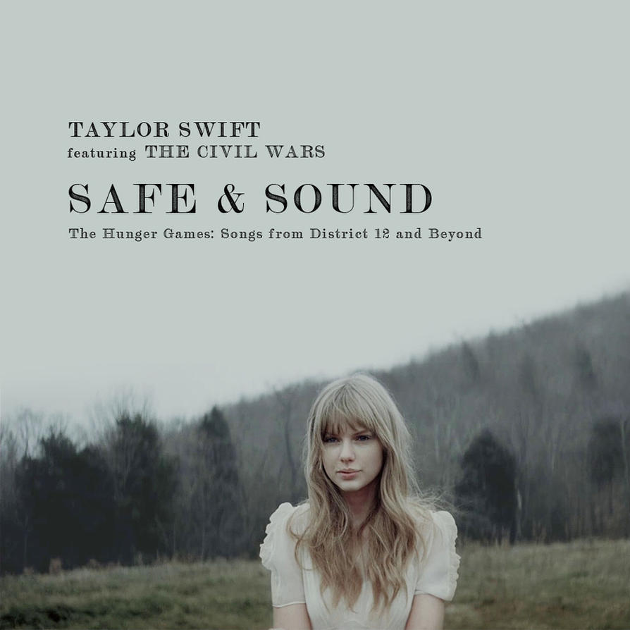 Safe & sound (karaoke version) [in the style of taylor swift.