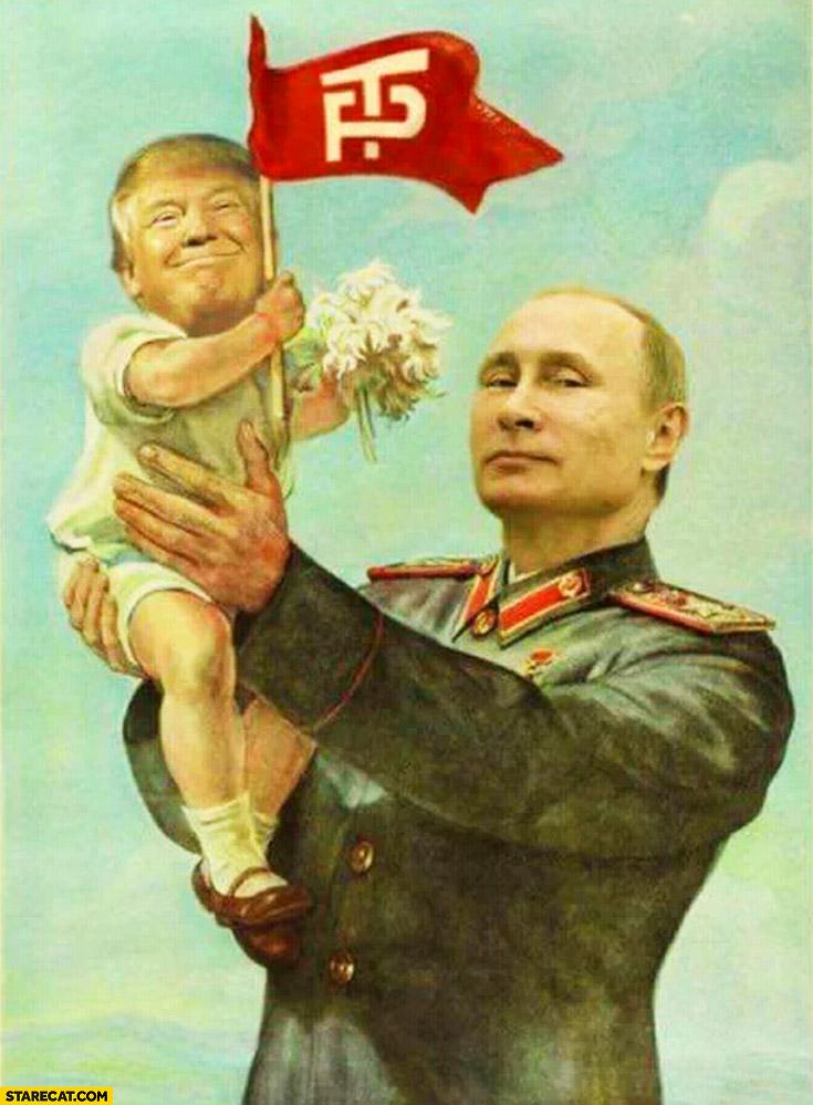 """""""Секретних домовленостей"""" між Трампом і Путіним не було, - посол Росії в США Антонов - Цензор.НЕТ 5019"""