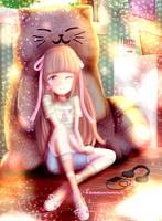 A big plush by Gotenkai