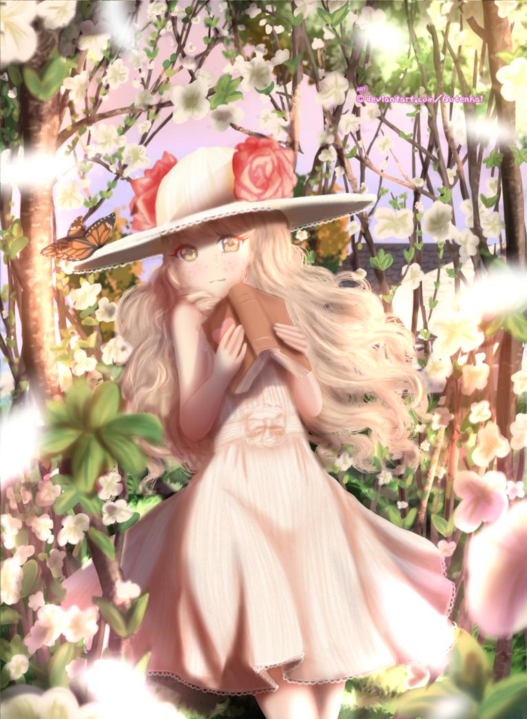 Little Flowers by Gotenkai