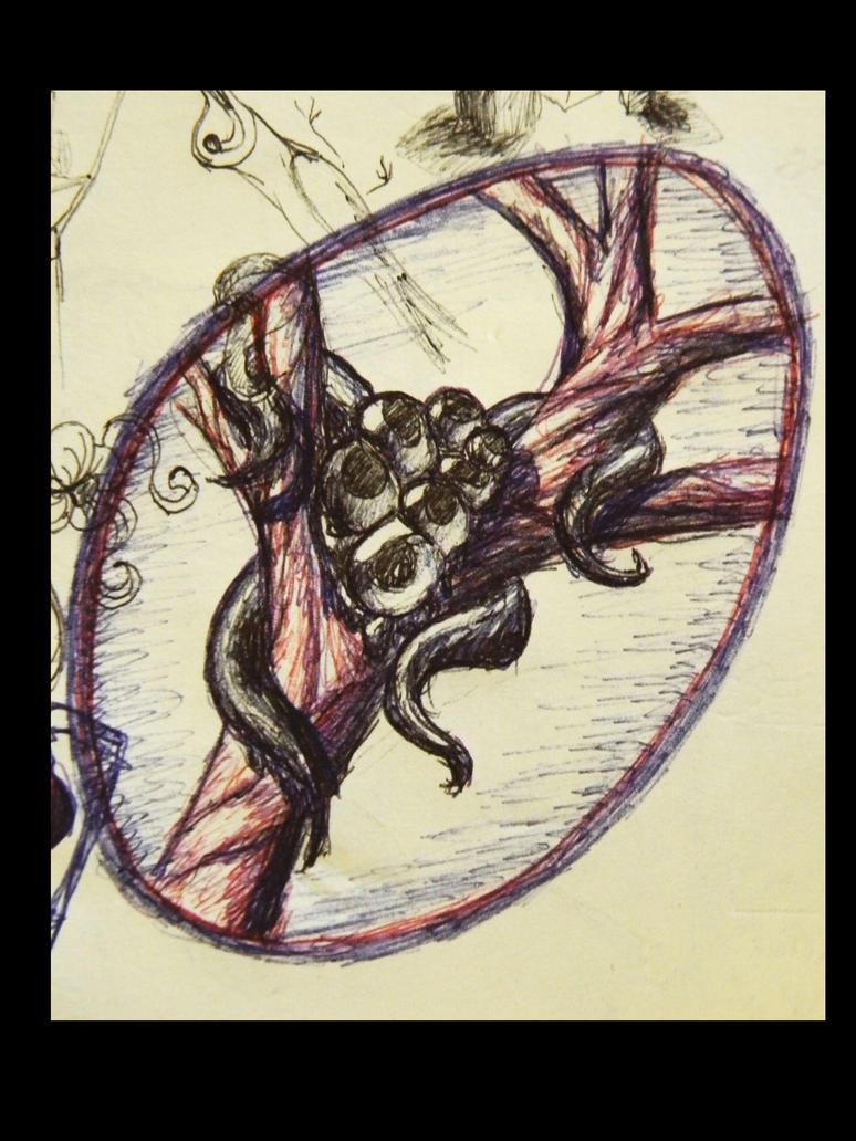 sketch - creature by veykava