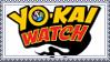 yokai watch stamp by pikipeks