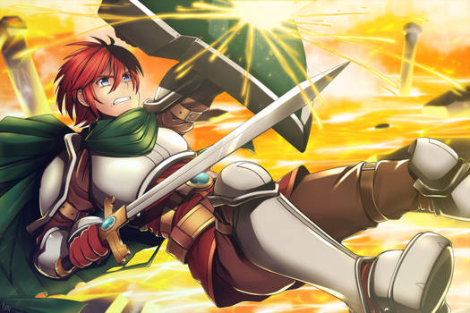 Red-Haired Swordsman