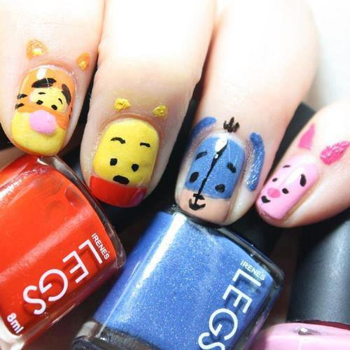 Nail Art. by ThisIsAboutMe