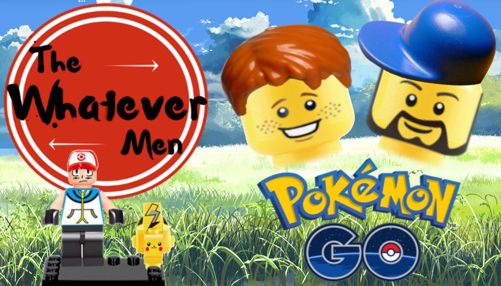 The Whatever Men - Unboxing/Assembling Pokemon Go by TheWhateverMen