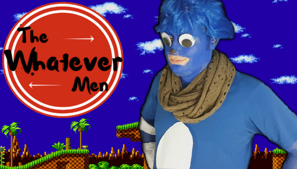 The Whatever Men - SONIC ADVENTURE 2 SUCKS! (SKIT) by TheWhateverMen