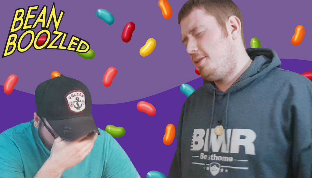 The Whatever Men - Beanboozled Challenge! by TheWhateverMen
