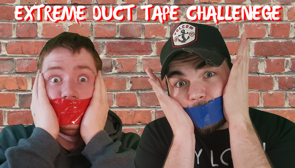 The Whatever Men - Duct Tape Chair Challenge II by TheWhateverMen