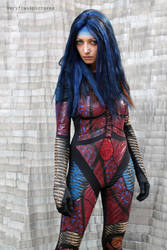 I was power in the ecstasy of death ~ Illyria