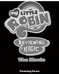 My Little Robin: The Movie Teaser Poster
