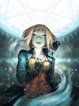 Magik cover by Krystel-art