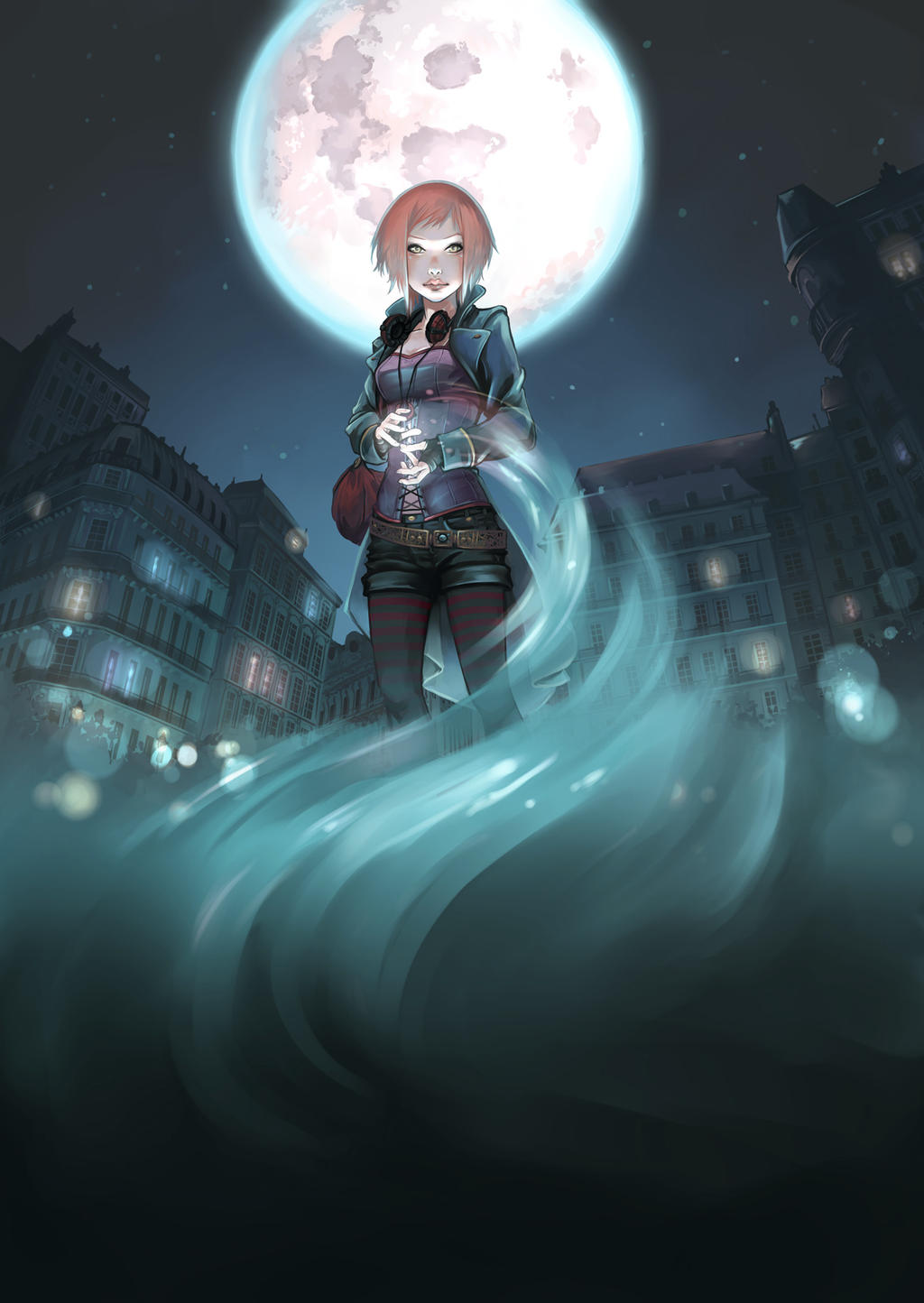 Magik alternative cover by Krystel-art