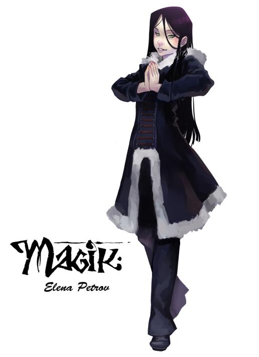 Elena by Krystel-art