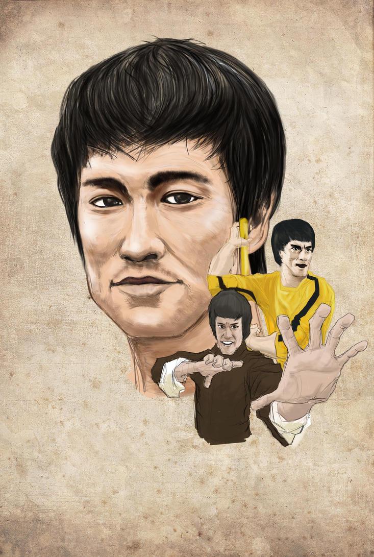 Lee Fan Poster by rosslee