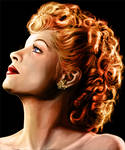 Lucille Ball ''Colourized''