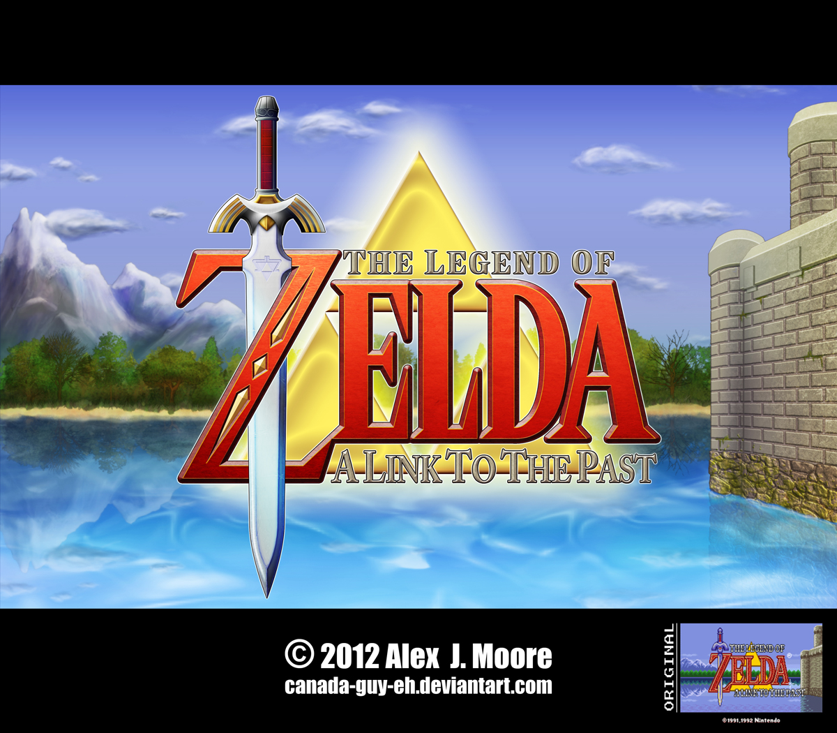 NintendoEverything Book Club - The Legend of Zelda: A Link to the ...
