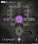 Drow Temple - B2: Dark Cells