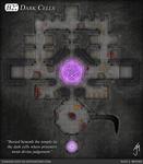 Drow Temple - B2: Dark Cells