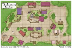 Memory Market Map for Wayfinder #18