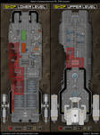 Star Freighter Map