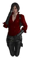 Resident Evil 6 Ada Wong - The Welcome