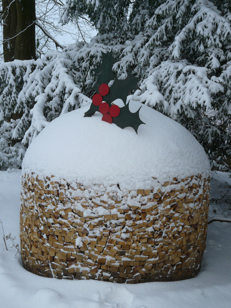 Xmas pudding (Hive log stack) by arbortechuser