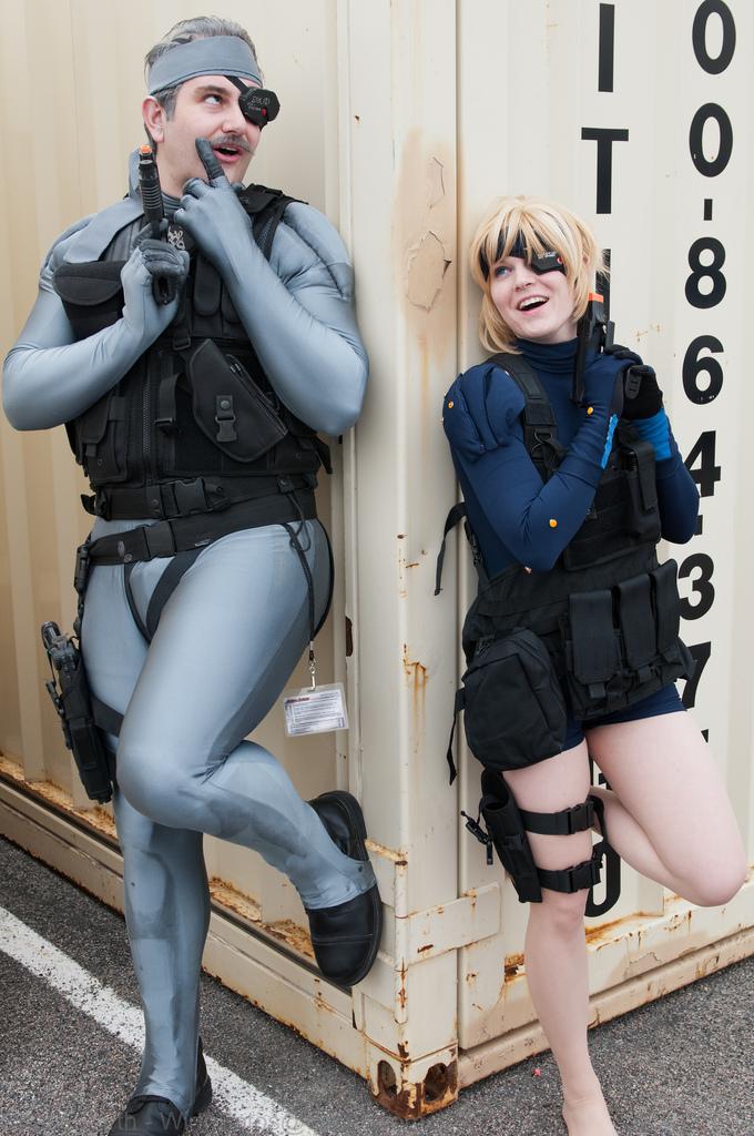 Metal Gear Lols by Adnarimification