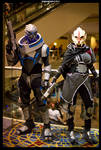Garrus and Nyreen