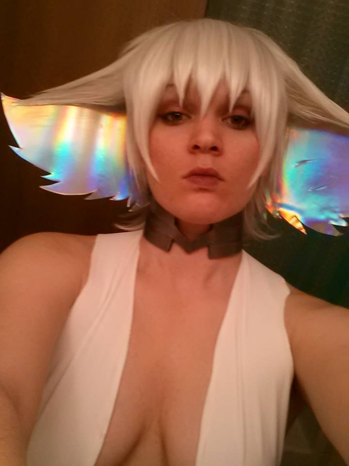 Ragyo Kiryuin WIP by Adnarimification