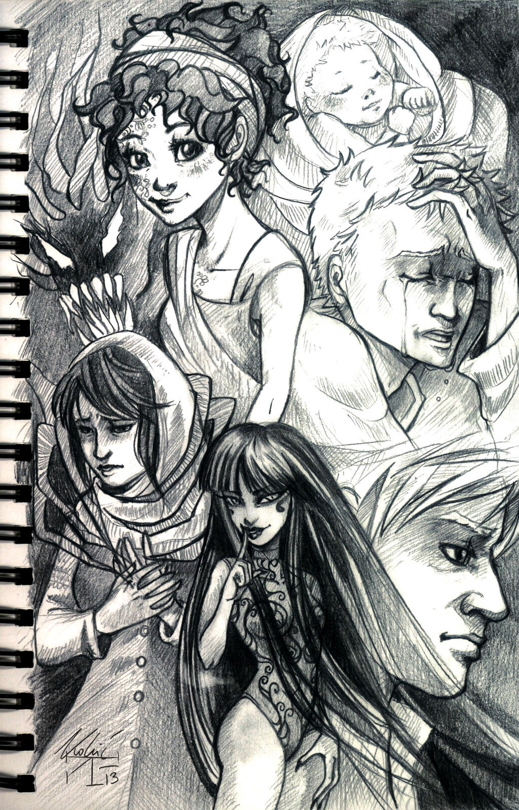 Despair by Idolum