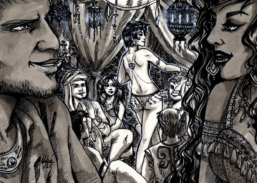 Memory of Fanar by Idolum