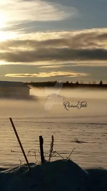 Mist by RaisedFists