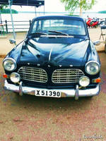 Just another Volvo Amazon