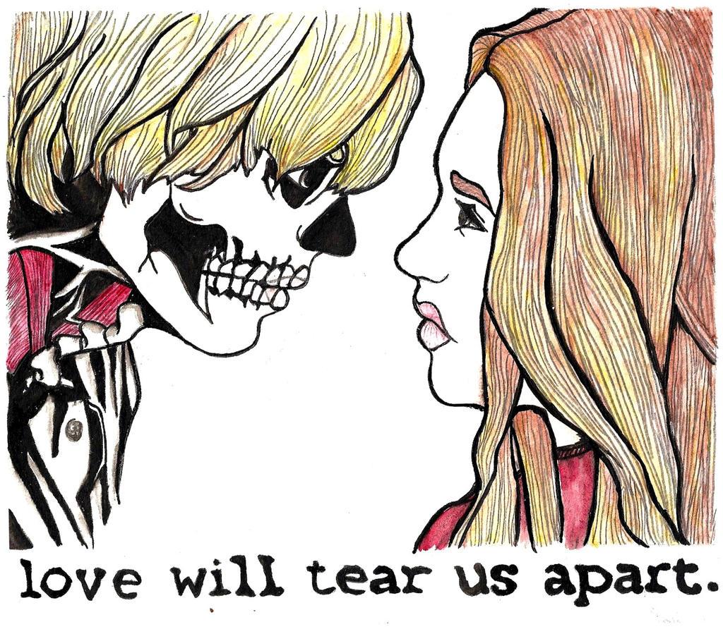 Love Will Tear Us Apart Znaczenie: Love Will Tear Us Apart By Jazzykinzz On DeviantArt