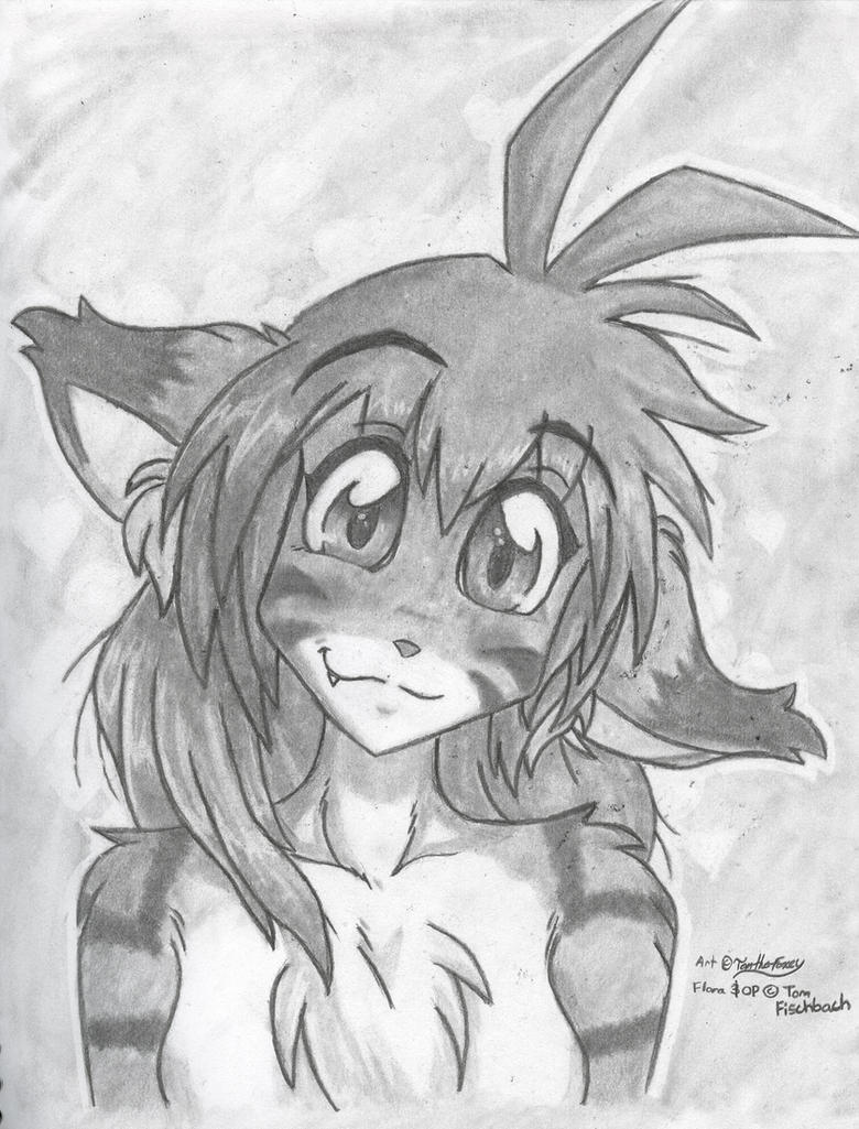 Traditional Copy Flora by Tom-the-Foxey