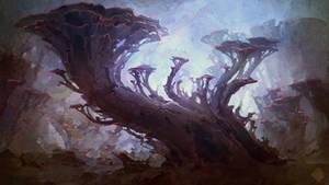Tree by vadozzer