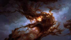 Nebula Tree 01 by vadozzer