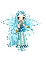 Aqua Fairy-Amira by Ellyon