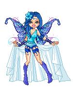 Blue Fairy-Zephyr by Ellyon