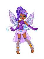 Purple Fairy-Ambriss by Ellyon