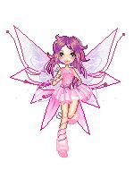 Pink Fairy-Lyota by Ellyon
