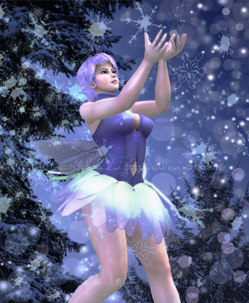 Sugarplum Faery by beautifulmidnight42