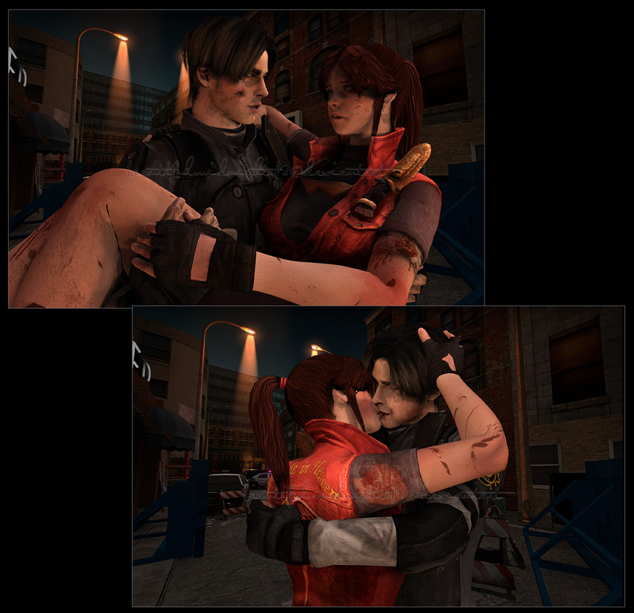 claire redfield and leon kennedy relationship counseling