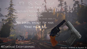 LiS - Weapon Pack by angelic-noir