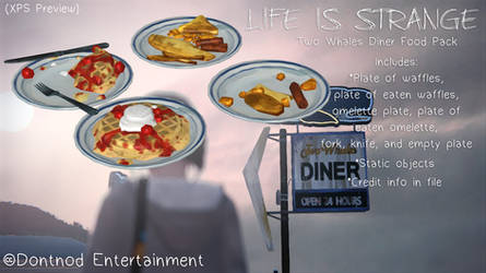 LiS - Two Whales Food Pack