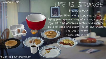 LiS - Breakfast Pack by angelic-noir