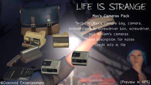 LiS - Max's Camera Pack