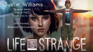 LiS - Justin Williams - UPDATED